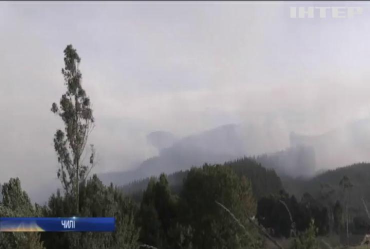 В Індонезії прокинувся вулкан Карангетанг