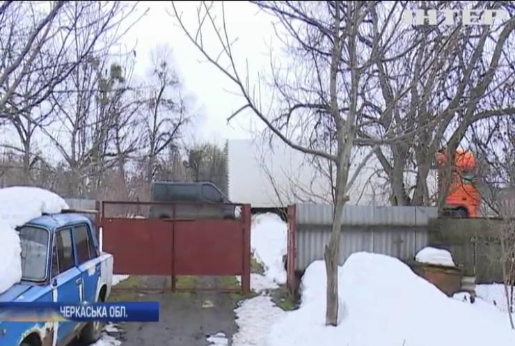 Жителі села Ротмистрівка вимагають відремонтувати трасу
