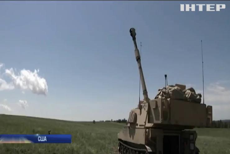 Американські військові випробували високоточну гармату (відео)