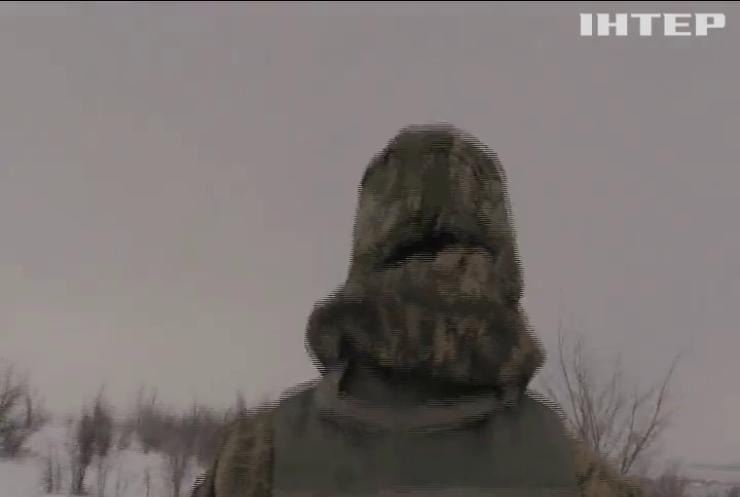 На Донбасі бойовики застосували заборонене озброєння