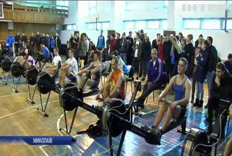 У Миколаєві відбувся чемпіонат України із веслування