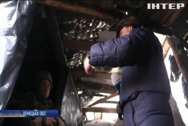 Під Горлівкою активізувалися розвідники бойовиків