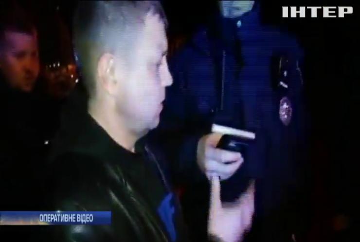 Тікав з місця ДТП: у Кропивницькому активісти затримали п'яного водія