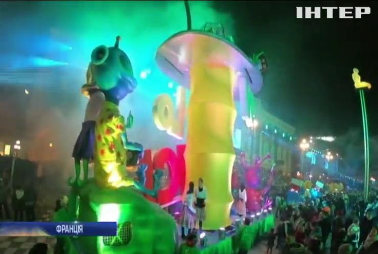 У Ніцці готуються до щорічного карнавалу