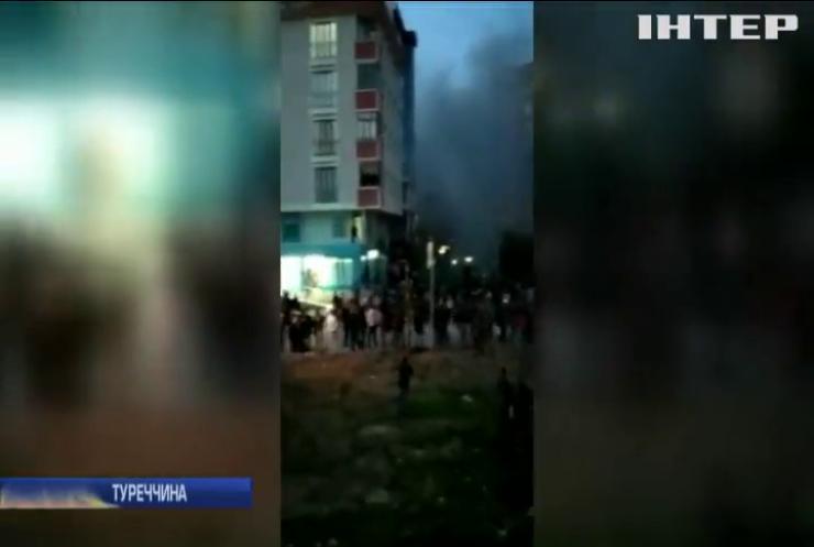 У Стамбулі розбився військовий вертоліт