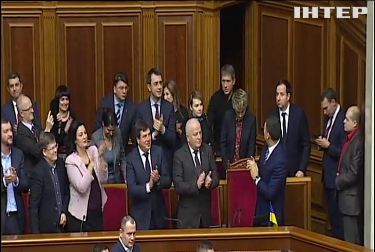 Порошенко заявив про термiн підписання закону про курс на ЄС та НАТО