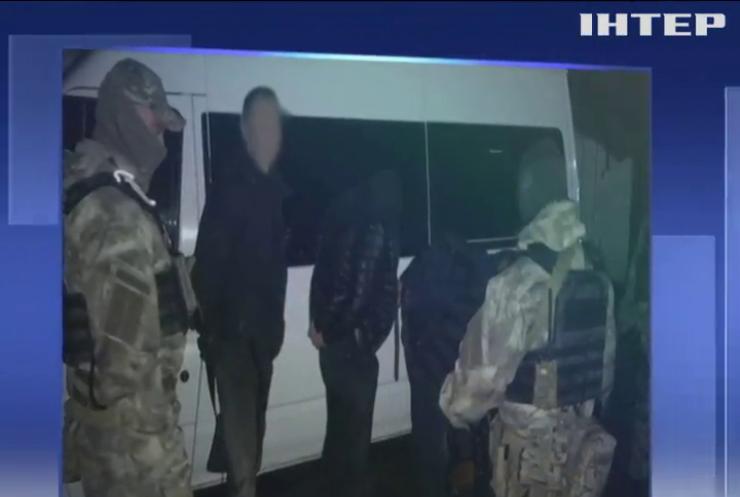 На Львівщині затримали банду квартирних злодіїв