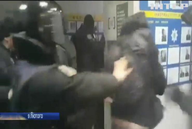 У суді розглядають справу побиття активістів працівниками поліції