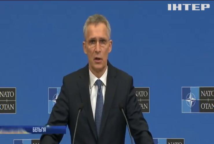 НАТО закликає членів Альянсу до співпраці з Україною