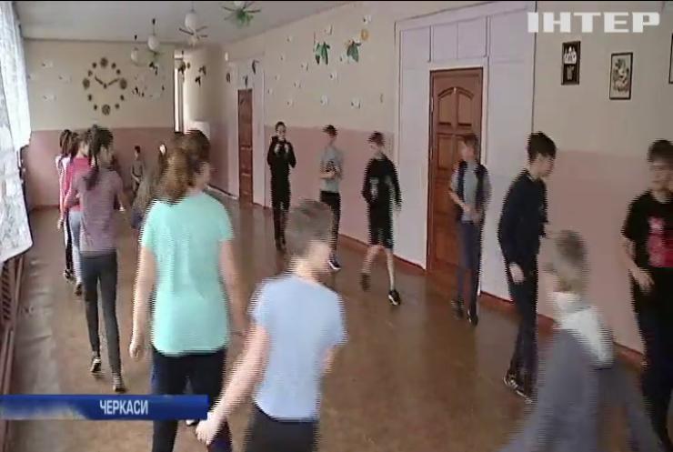 Фізкультура в коридорах: чому школярі у Черкасах 5 років не бачили спортзал?