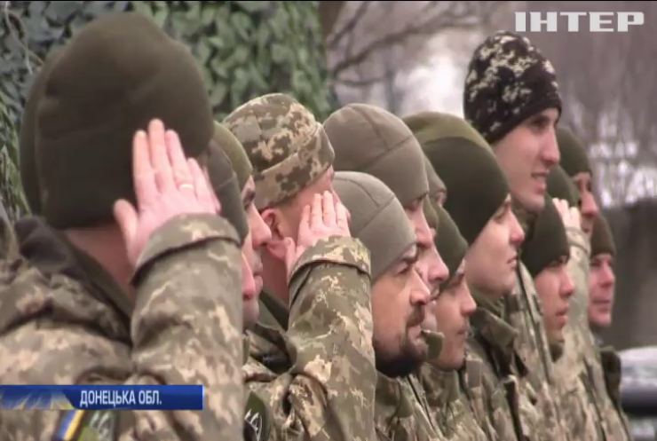 Захисники Світлодарської дуги отримали підтримку від Литви