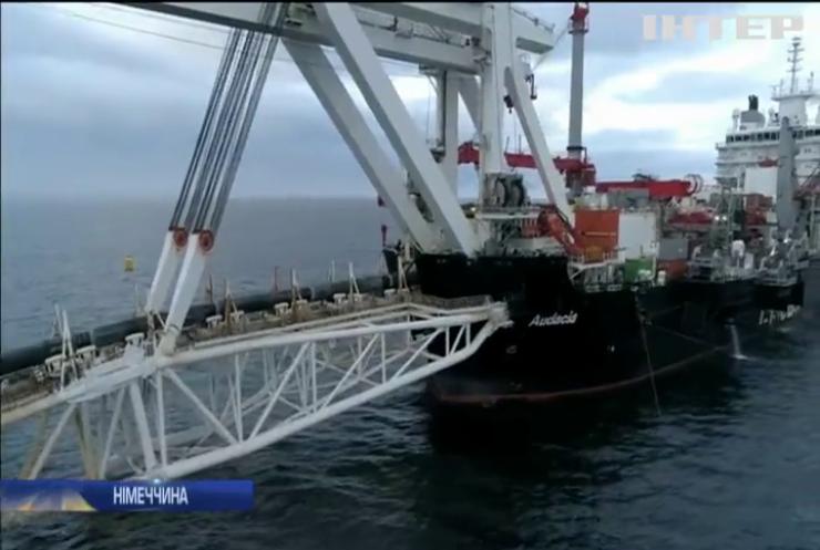 Німеччина побудує термінали для прийому танкерів з американським скрапленим газом