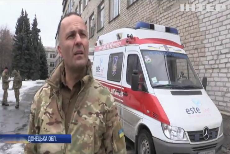 Волонтерська стоматологія: українські військові отримали безкоштовну допомогу в Світлодарську