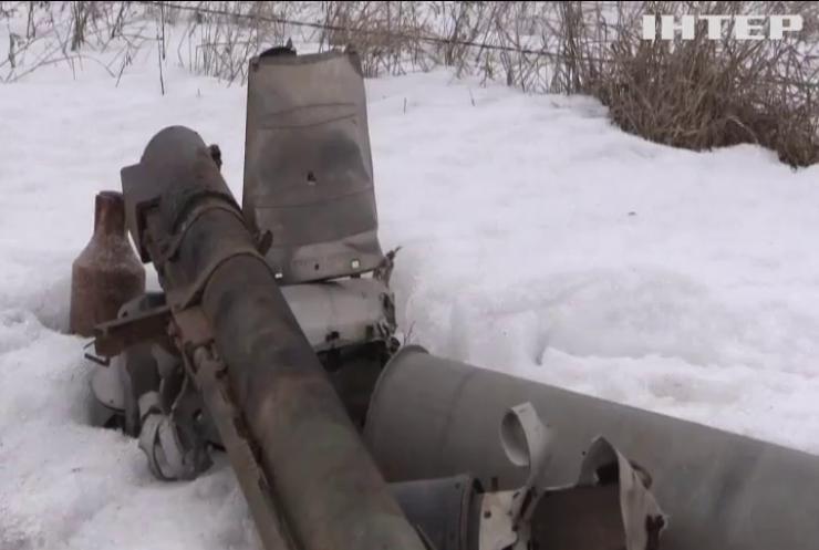 На Донбасі під ворожий обстріл потрапили українські військові