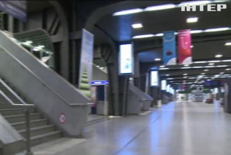 Страйк перевізників: у Бельгії масово скасовують авіарейси