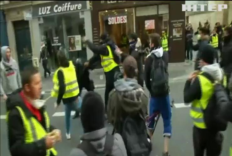 """У Франції масово судять учасників руху """"жовті жилети"""""""