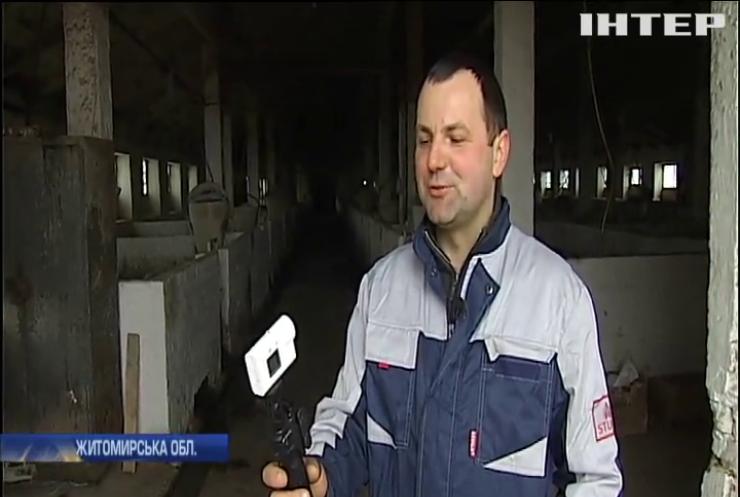 На Житомирщині фермер започаткував сільськогосподарський youtube-канал