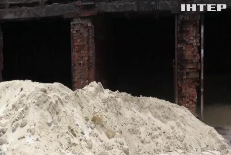 Львівське підприємство заплатило за сіль і пісок найвищу ціну в Україні