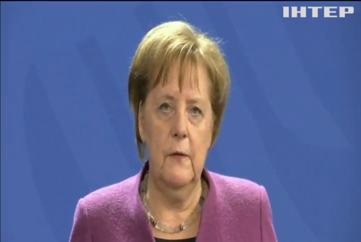Ангела Меркель оприлюднила план своєї відставки