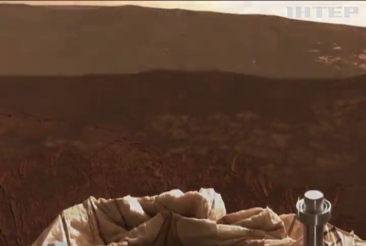 NASA втратили на Марсі апарат Opportunity