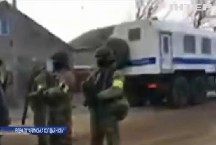 В окупованому Криму затримали трьох кримських татар