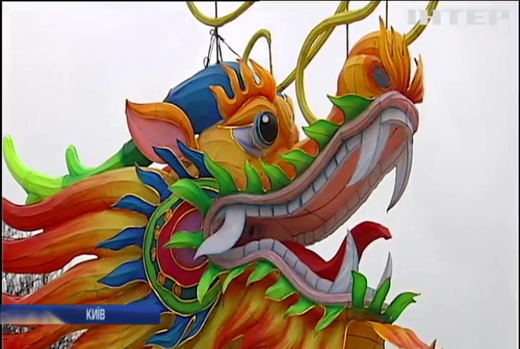 У Києві стартує фестиваль китайських ліхтариків