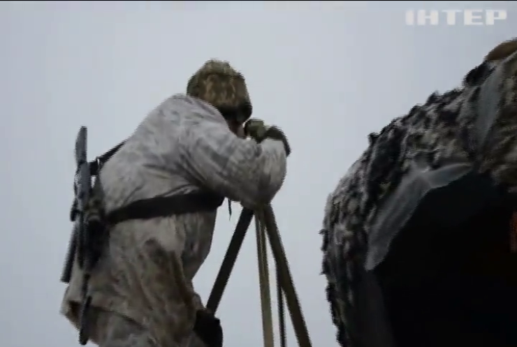 На Донбасі бойовики вели вогонь з важких калібрів