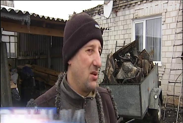 Багатодітна родина з Київщини потребує допомоги після масштабної пожежі
