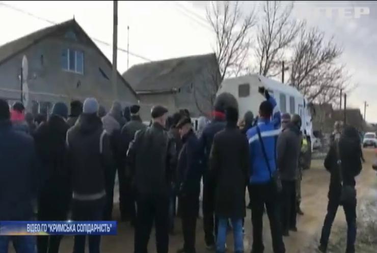 Обшуки в анексованому Криму: активістам оберуть запобіжний захід