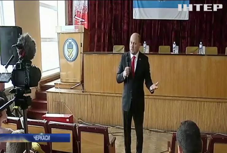 Українська хімічна промисловість потребує державної підтримки - Сергій Каплін