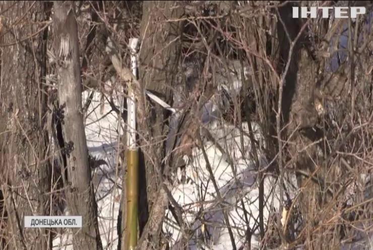 На Донбасі не припиняються ворожі обстріли