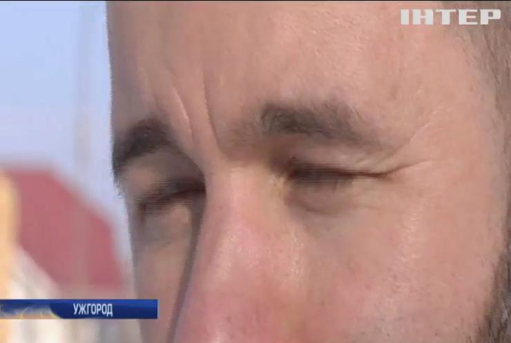 В Ужгороді відбувся матч хокеїстів-аматорів