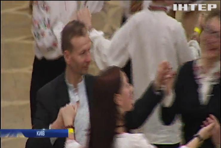 Кращі танцюристи України зібралися на балу у Києві