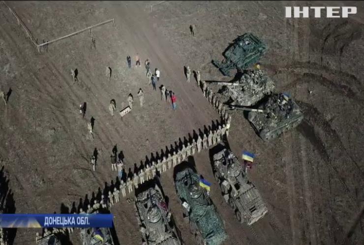 Війна на Донбасі: сили ООС приведені у підвищену бойову готовність