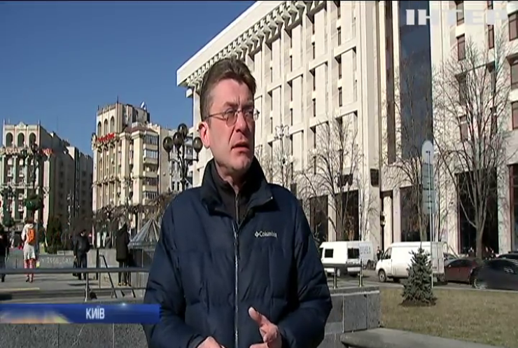 """Річниця кривавих подій на Майдані: свідчення спецкора """"Інтеру"""""""