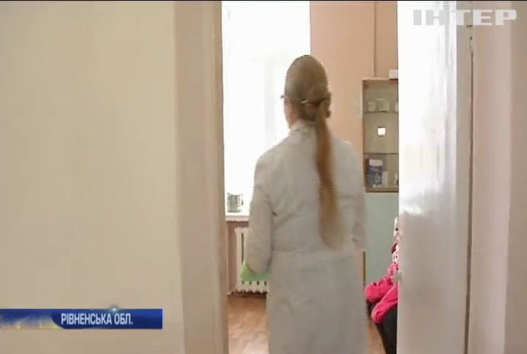 Дітям Рівненщини заборонили відвідувати школи без щеплення від кору