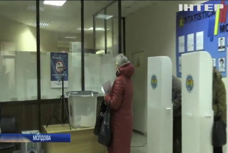 На парламентських виборах в Молдові лідирують соціалісти