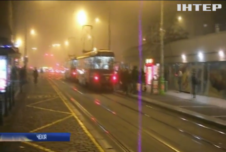 Транспорт Праги зробили безплатним