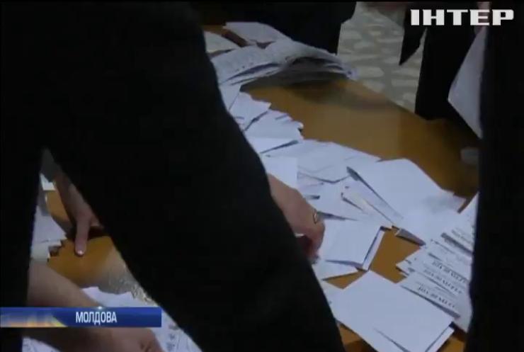 Вибори у Молдові: соціалісти набрали найбільше голосів