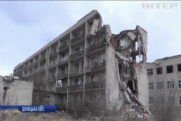 На Донбасі активізувались ворожі снайпери