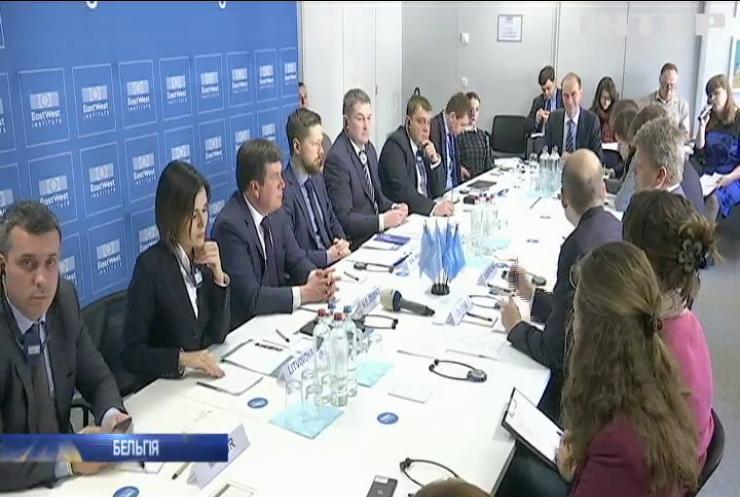 В Брюсселі обговорили децентралізацію в Україні