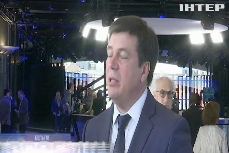 Генадій Зубко з європейськими чиновниками в Брюсселі обговорили українську децентралізацію