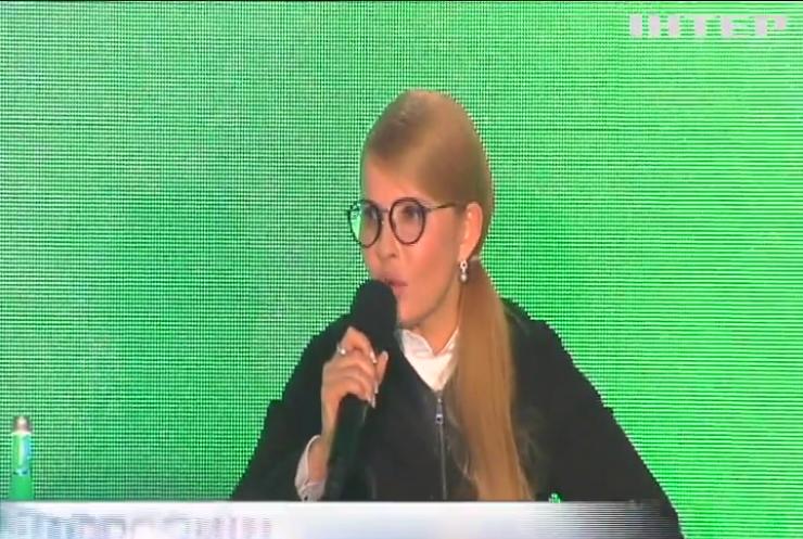 Медицина в Україні може стати якісною та доступною за умови впровадження  національної стратегії - Юлія Тимошенко