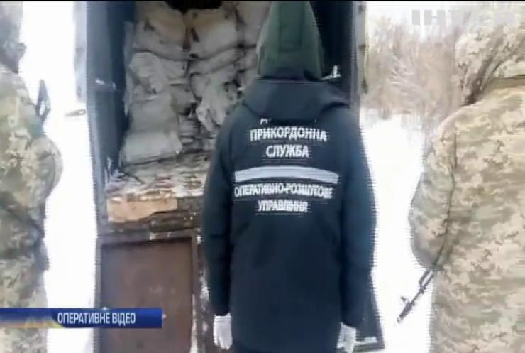 Контрабандисти вивозили з України плодові дерева