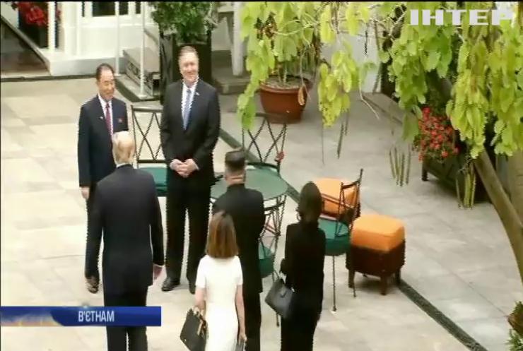 Переговори Дональда Трампа з Кім Чен Ином закінчилися грандіозним провалом