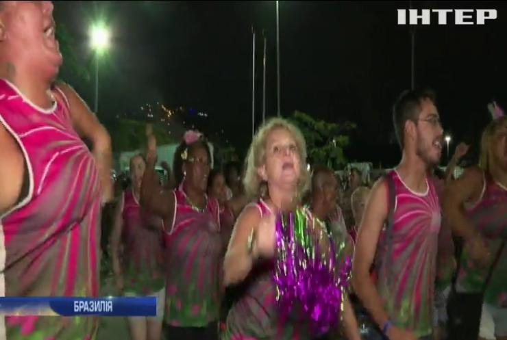 У Ріо-де-Жанейро закінчуються останні приготування до знаменитого карнавалу