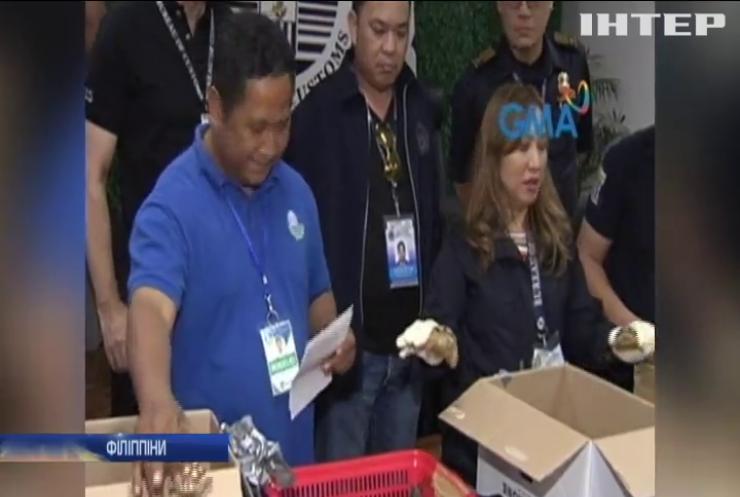 На Філіппінах звільнили від скотчу черепах