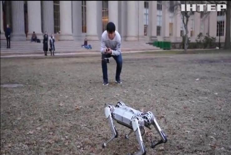 """У США створили """"робота-акробата"""" (відео)"""