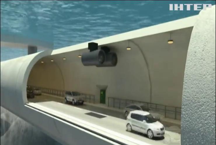 Підземні дороги: Норвегія збудує мережу підводних тунелів