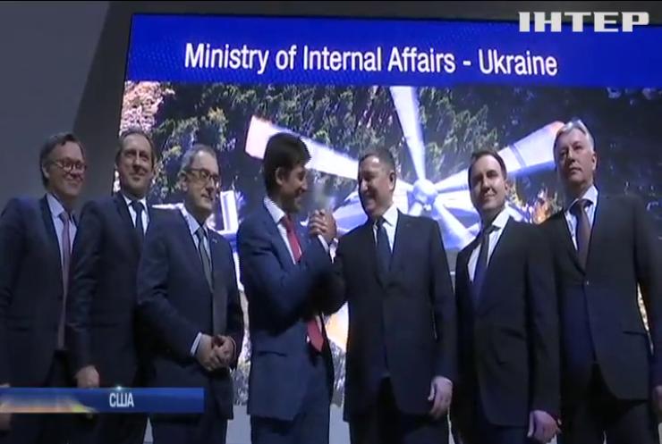 Арсен Аваков у США домовився про поставки сучасних гелікоптерів в Україну